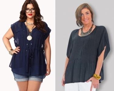 Одежда На Лето Для Полных Женщин